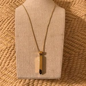 New India Hicks Gold The Player Necklace